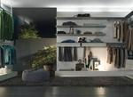 удобни тъмни гардероби съвременни