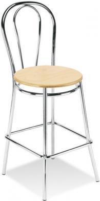 Бар стол TULIPAN hocker wood