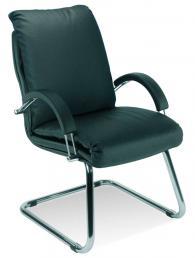 Конферентен стол NADIR STEEL cf/lb chrome
