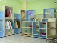 Модерно обзавеждане за магазин за дрехи