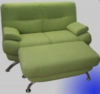 Зелено канапе