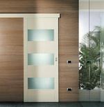 приятни  интериорни плъзгащи врати