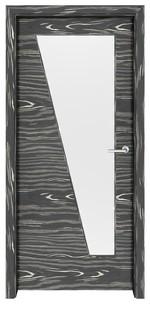 интериорни врати със стъкло София луксозни