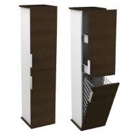 Висок шкаф за баня