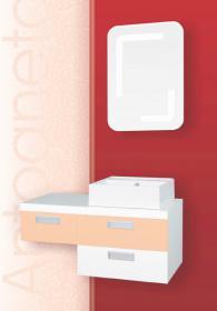Елегантни шкафове за бани -