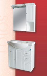 Обзавеждане за баня - шкафове -