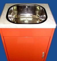 Стоматологичен шкаф-мивка