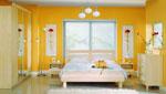 Интериорен проект за спалня Слънчева утрин