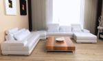 диван луксозен с лежанка