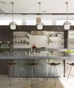 модерни метални кухни