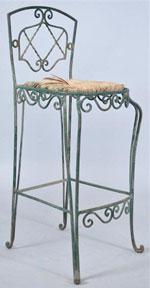бар столове от ковано желязо София производители