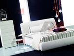 Поръчкови дизайнерски тапицирани спални