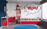 Мебели за детска стая по поръчка по индивидуална поръчка
